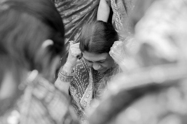 Indian wedding ceremony scriptures
