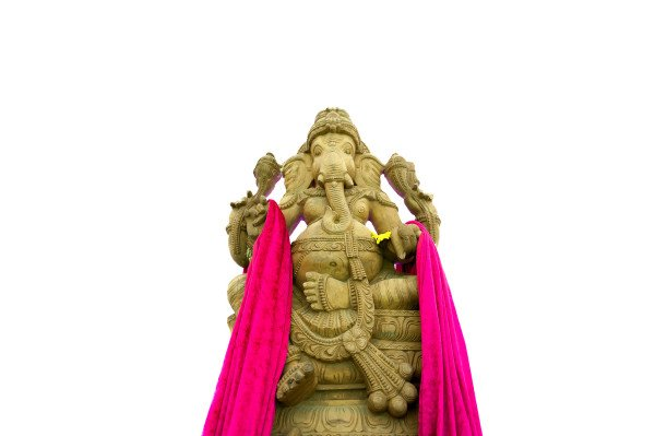 Wedding Ganesh Statue - London