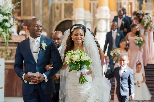 Traditional English Wedding Photography London Westminster Cathedral