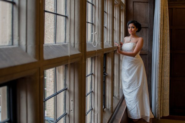 Indian Model Photography Fanhams Hall Hotel - Hertfordshire