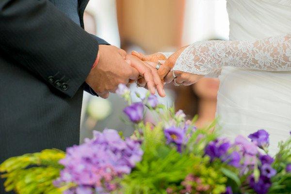 English Wedding Ceremony Photography - Beaumont house - Windsor