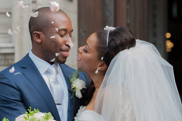 Wedding Photography - Church Wedding - London Westminster Cathedral